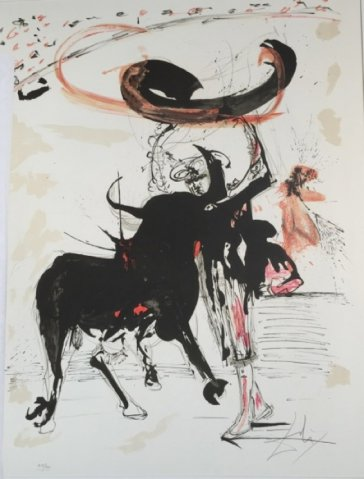Bullfight series I