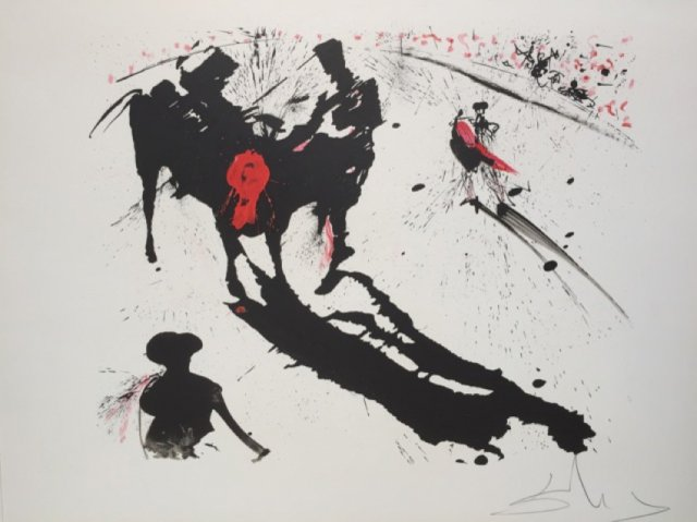 Bullfight series III