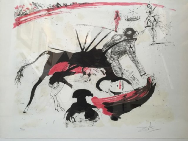 Bullfight series IV