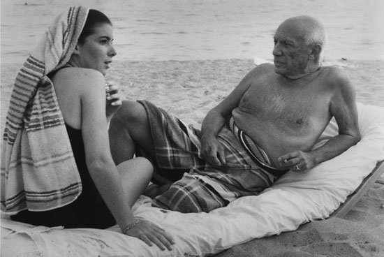 Picasso y Cathy
